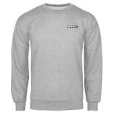 Grey Fleece Crew-Bryant