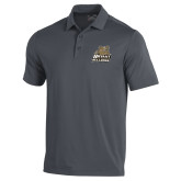 Under Armour Graphite Performance Polo-Bryant Official Logo