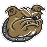 Extra Large Magnet-Bulldog Head, 18 in W