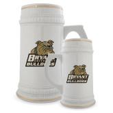 Full Color Decorative Ceramic Mug 22oz-Bryant Official Logo