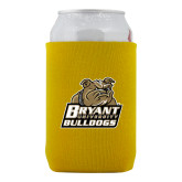 Collapsible Gold Can Holder-Bryant Official Logo