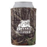 Collapsible Mossy Oak Camo Can Holder-Bryant Official Logo