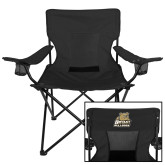 Deluxe Black Captains Chair-Bryant Official Logo