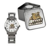 Mens Stainless Steel Fashion Watch-Bryant Official Logo