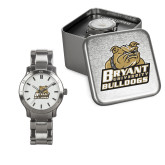 Ladies Stainless Steel Fashion Watch-Bryant Official Logo