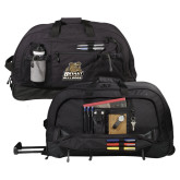 Urban Passage Wheeled Black Duffel-Bryant Official Logo