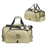 Challenger Team Vegas Gold Sport Bag-Bryant Official Logo
