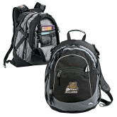 High Sierra Black Titan Day Pack-Bryant Official Logo