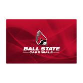 Generic 15 Inch Skin-Ball State Cardinals w/ Cardinal