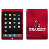 iPad Air 2 Skin-Ball State Cardinals w/ Cardinal
