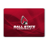 MacBook Pro 13 Inch Skin-Ball State Cardinals w/ Cardinal
