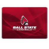 MacBook Pro 15 Inch Skin-Ball State Cardinals w/ Cardinal