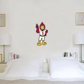 1 ft x 2 ft Fan WallSkinz-Charlie The Cardinal