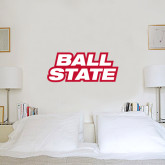 6 in x 2 ft Fan WallSkinz-Ball State Stacked