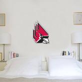 1.5 ft x 2 ft Fan WallSkinz-Cardinal