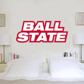 1 ft x 3 ft Fan WallSkinz-Ball State Stacked