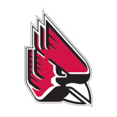 Medium Decal-Cardinal, 8 inches tall