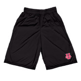 Midcourt Performance Black 11 Inch Game Short-Ball U