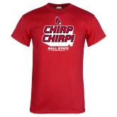 Red T Shirt-Slogan / Hashtag 1