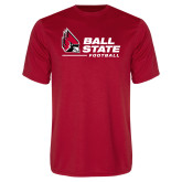 Performance Red Tee-Ball State Football