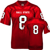Replica Red Adult Football Jersey-#8