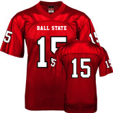 Replica Red Adult Football Jersey-#92