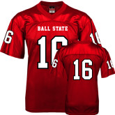 Replica Red Adult Football Jersey-#16