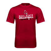 Performance Cardinal Tee-Volleyball Can You Dig It