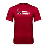 Syntrel Performance Cardinal Tee-Volleyball
