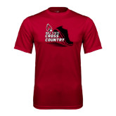 Syntrel Performance Cardinal Tee-Cross Country Sneaker