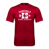 Syntrel Performance Cardinal Tee-Cross Country XC
