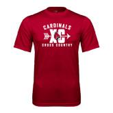 Performance Cardinal Tee-Cross Country XC