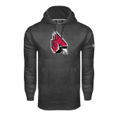 Under Armour Carbon Performance Sweats Team Hoodie-Cardinal