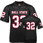 Replica Black Adult Football Jersey-32