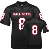 Replica Black Adult Football Jersey-8