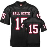 Replica Black Adult Football Jersey-15