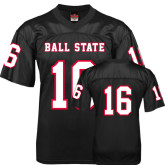 Replica Black Adult Football Jersey-16