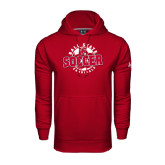 Under Armour Cardinal Performance Sweats Team Hood-Soccer Circle