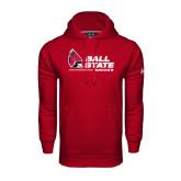 Under Armour Cardinal Performance Sweats Team Hood-Soccer