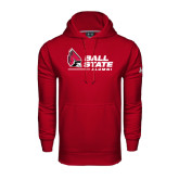 Under Armour Cardinal Performance Sweats Team Hoodie-Alumni
