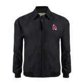 Black Players Jacket-Cardinal