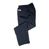 Athletic Black Wind Pant-Ball State Stacked