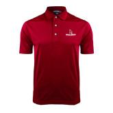Cardinal Dry Mesh Polo-Ball State Cardinals w/ Cardinal