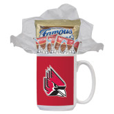 Cookies N Cocoa Gift Mug-Cardinal