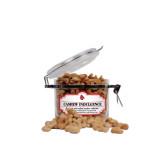 Cashew Indulgence Small Round Canister-Cardinal