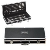 Grill Master Set-Ball State Cardinals Engraved