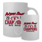 Full Color White Mug 15oz-2020 Arizona Bowl Champions