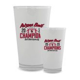 Full Color Glass 17oz-2020 Arizona Bowl Champions