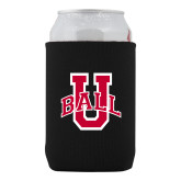 Neoprene Black Can Holder-Ball U