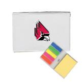 Micro Sticky Book-Cardinal